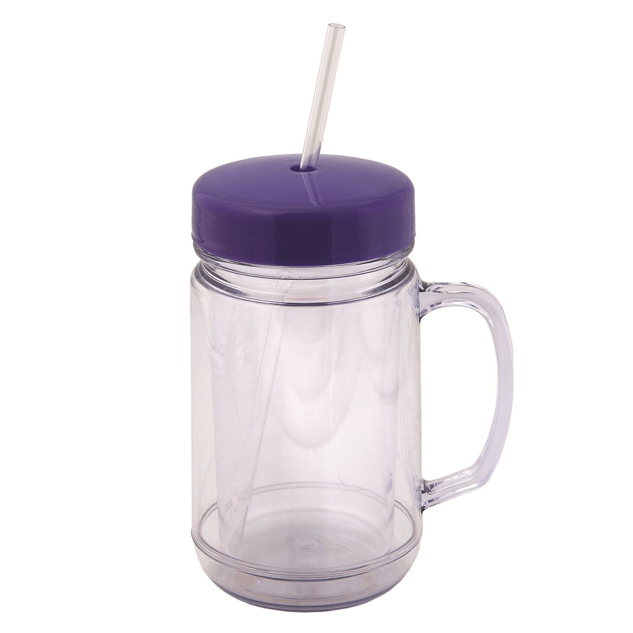 Picture of DEBCO Mason Jar Shaped Tumbler