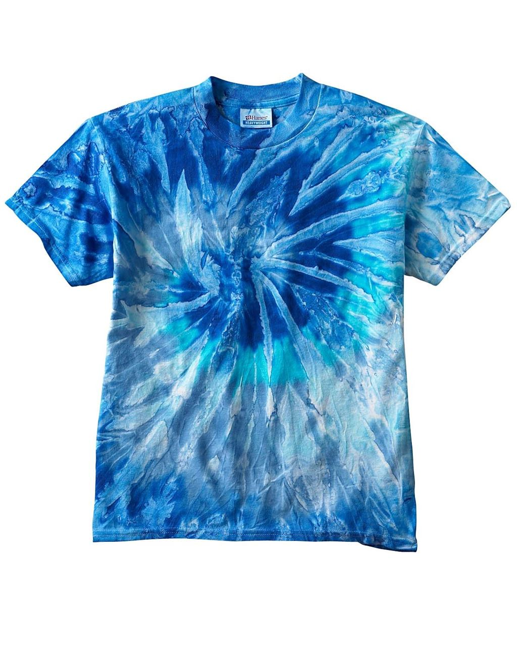 Picture of Youth 100% Cotton Tie-Dyed T-Shirt