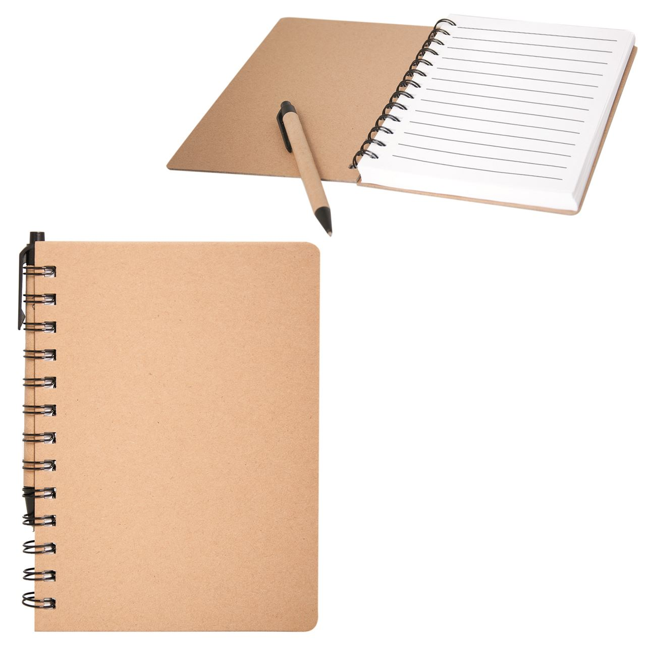 Picture of Recycled Cardboard Notebook
