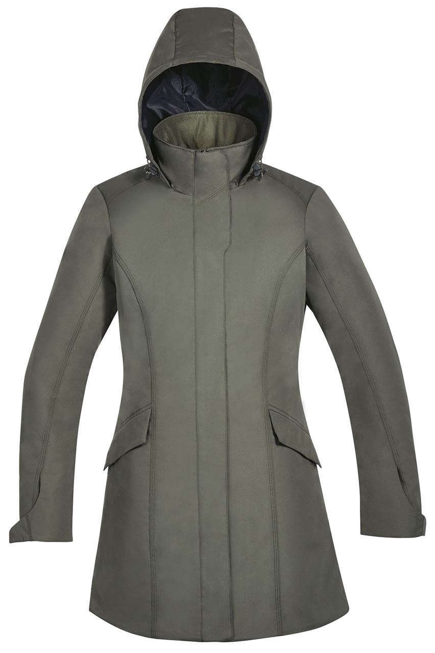 Custom Jackets North End Ladies Insulated Car Jacket Entripy