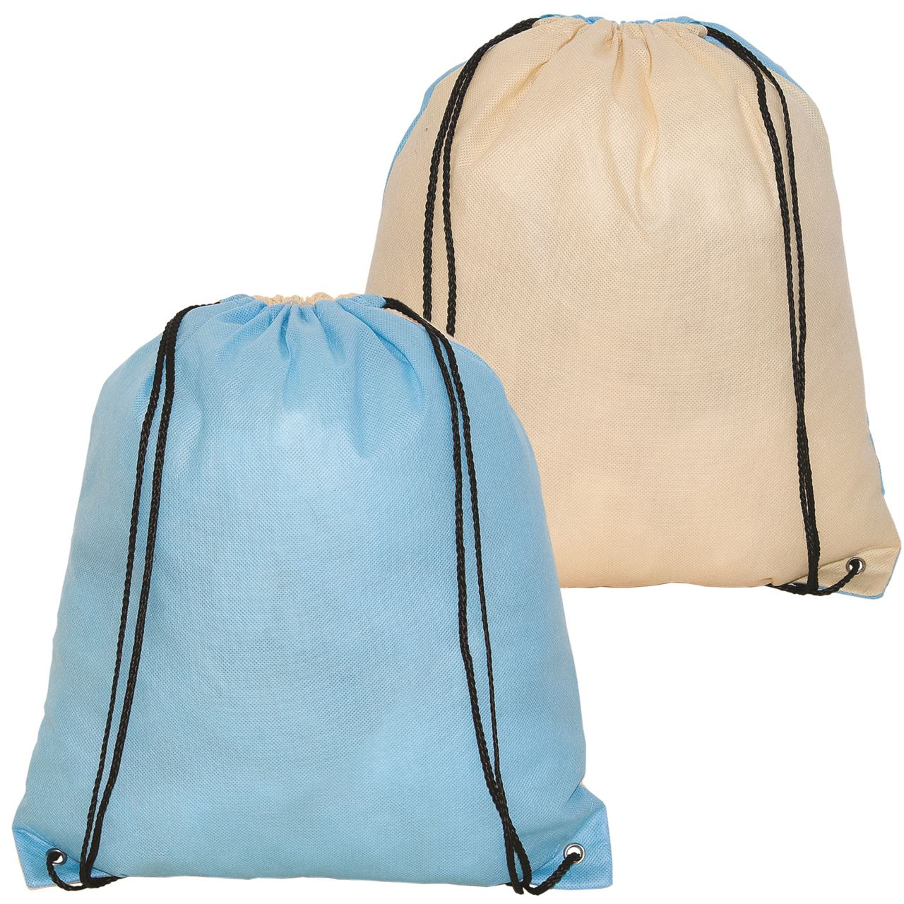 Picture of DEBCO Non Woven Drawstring Knapsack