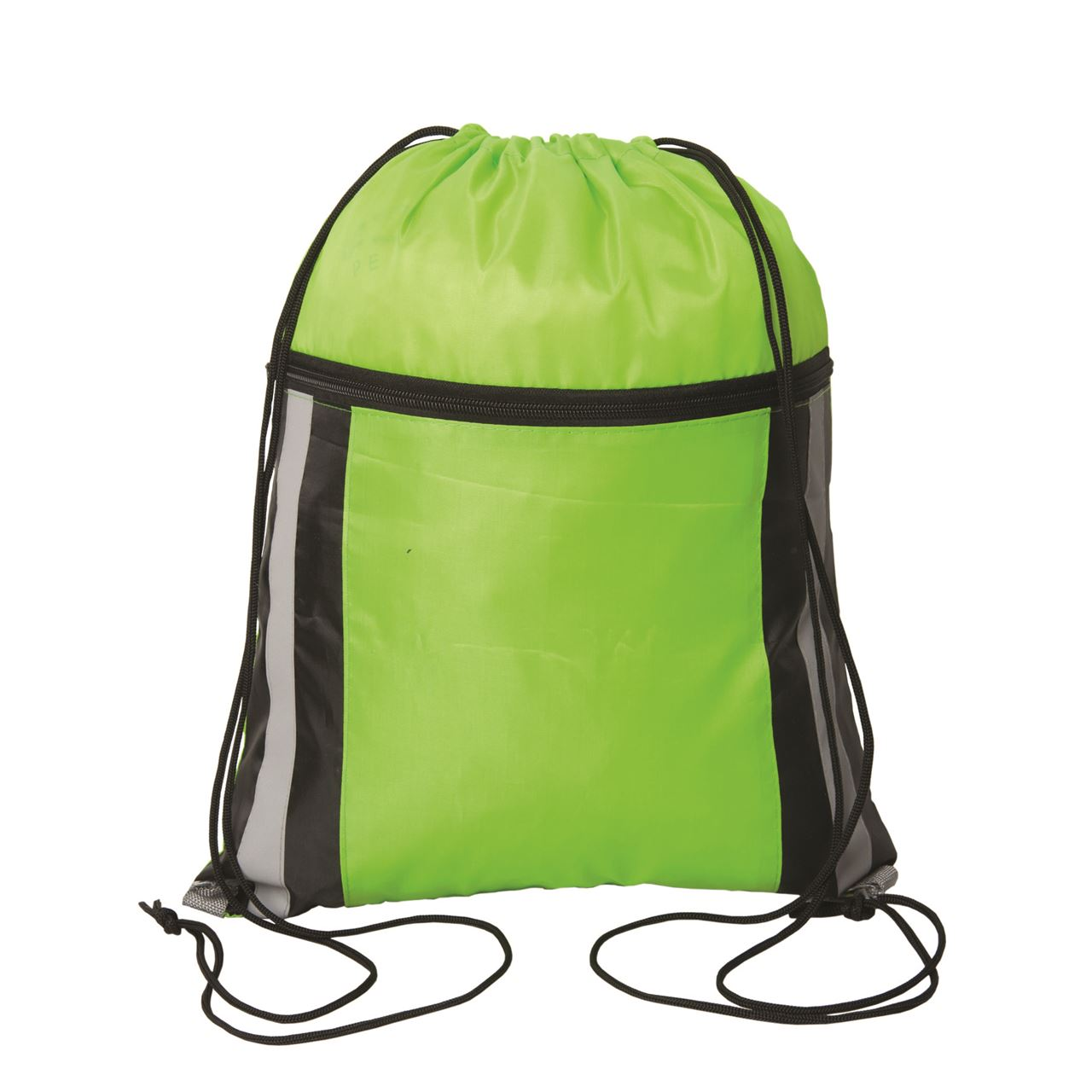 Picture of Cinch Dazzler Reflective Drawstring Bag