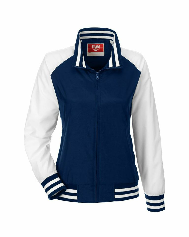 Picture of Team 365 Women Varsity Jacket