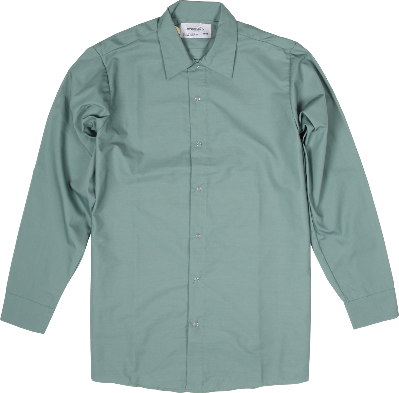 Picture of Premium Uniforms Food Industry Long Sleeve Shirt