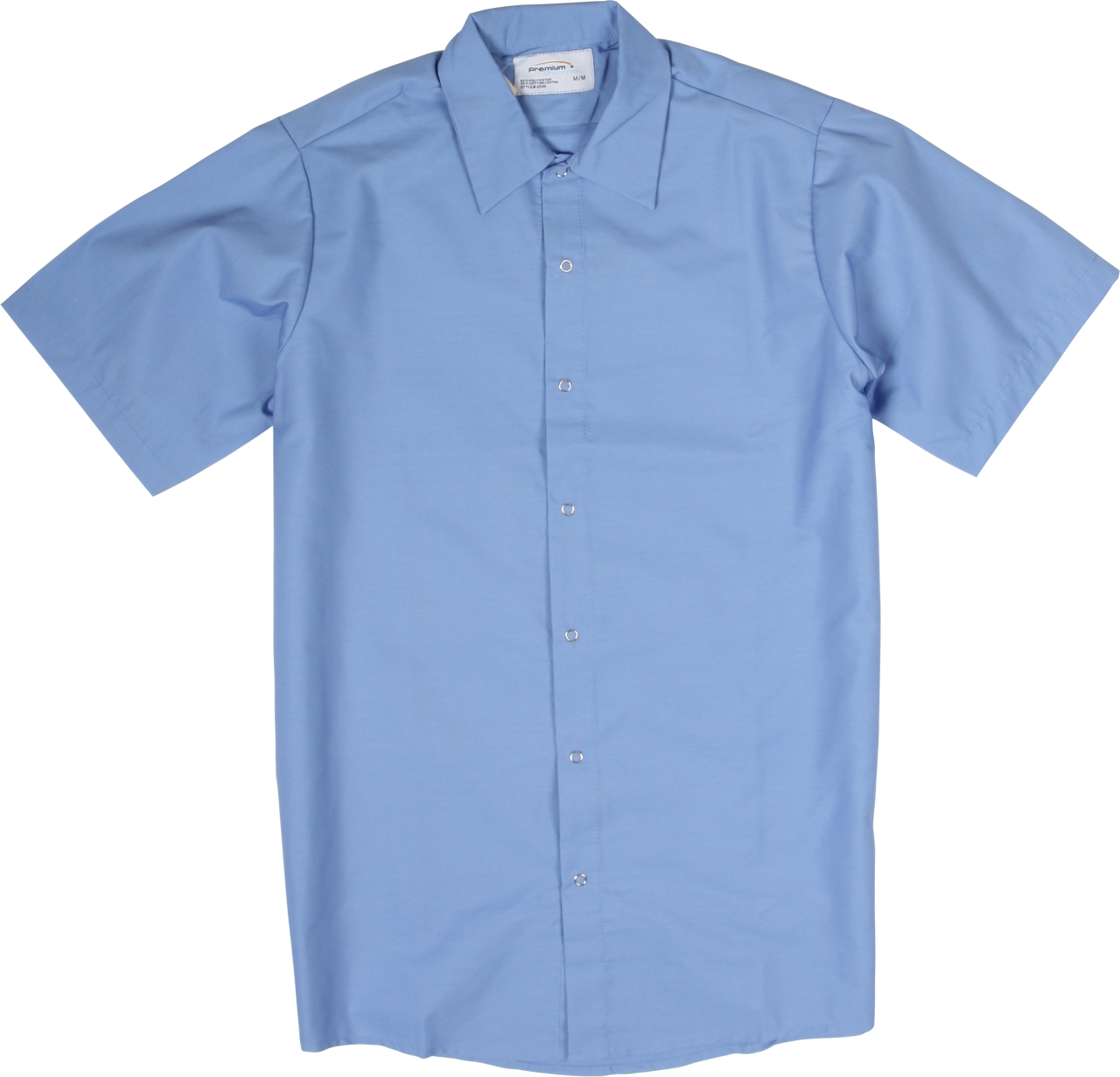 Picture of Premium Uniforms Food Industry Short Sleeve Shirt