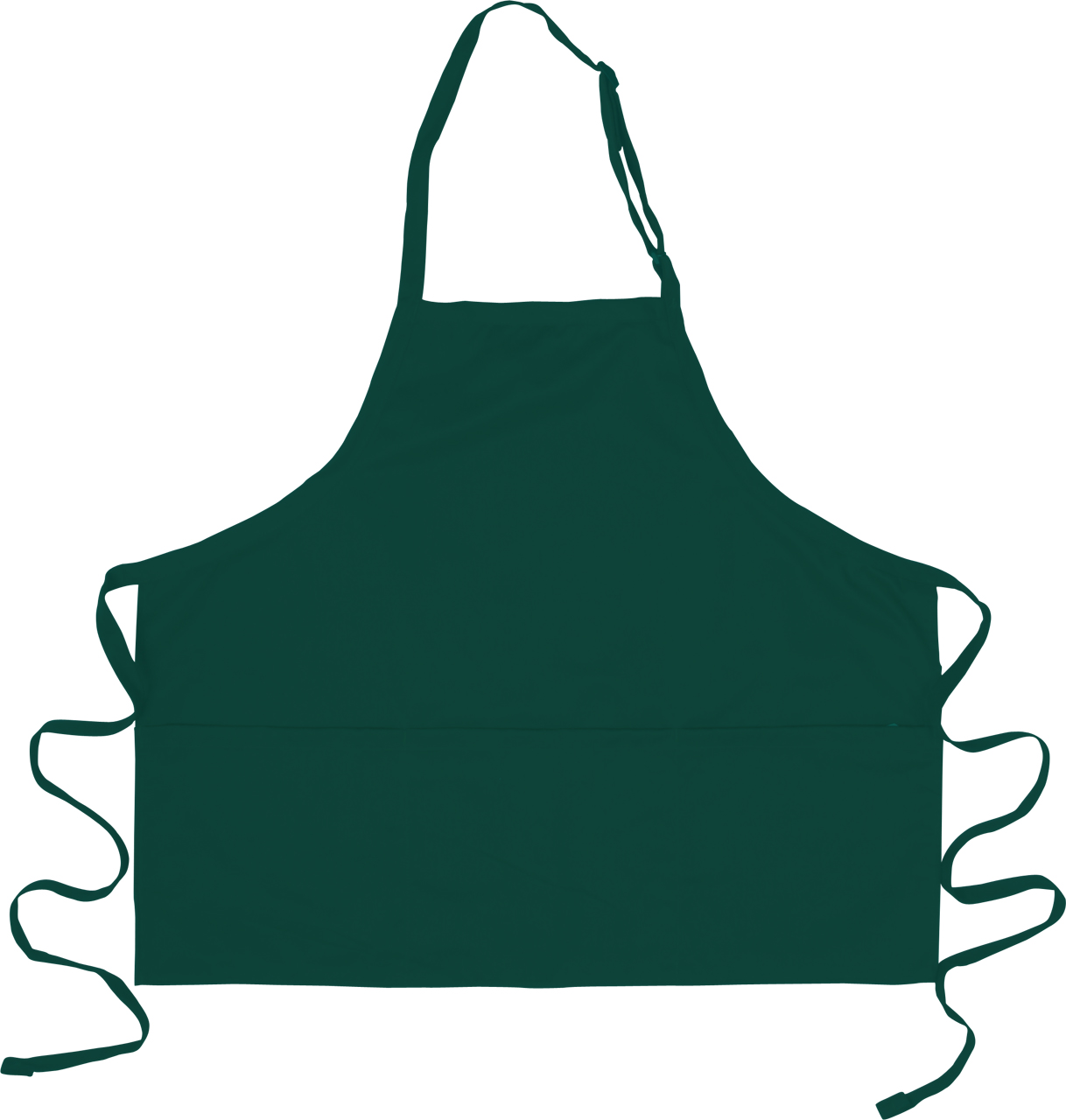Picture of Premium Uniforms Short Bib Apron