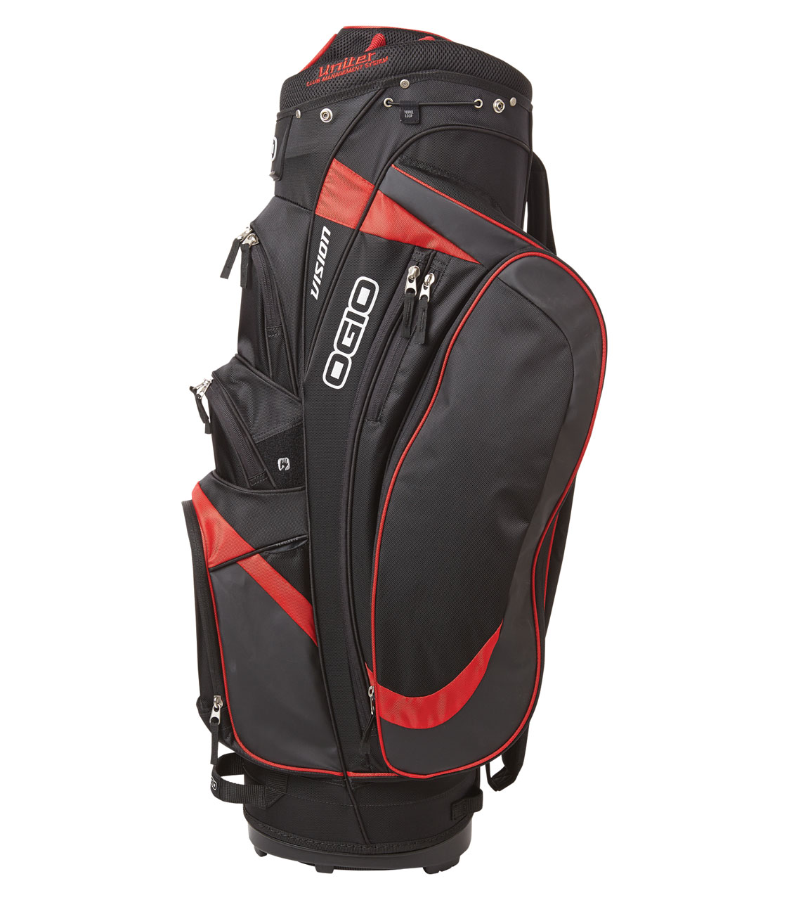 Ogio Vision Cart Bag Bags Custom Embroidery And