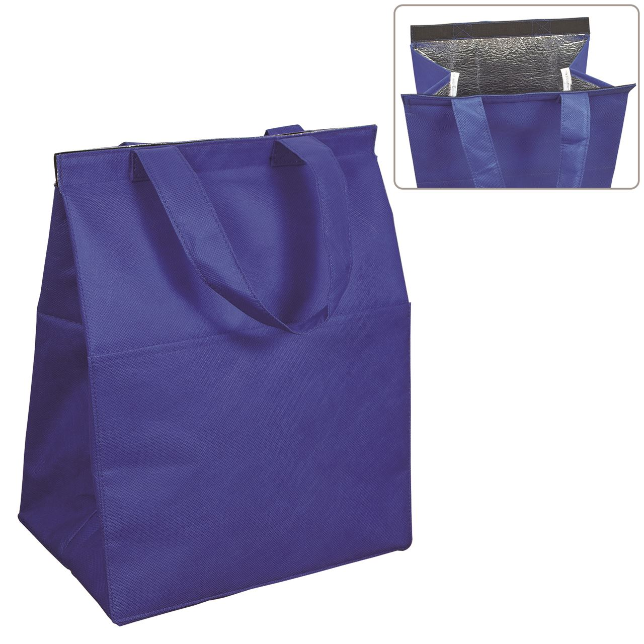 Picture of DEBCO Non Woven Insulated Grocery Cooler