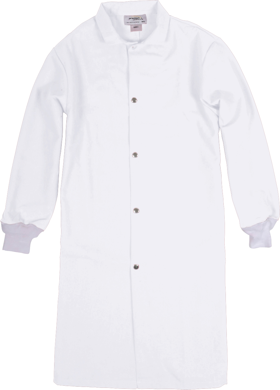 Picture of Premium Uniforms Long Coats With Dome Closure And Knit Cuffs