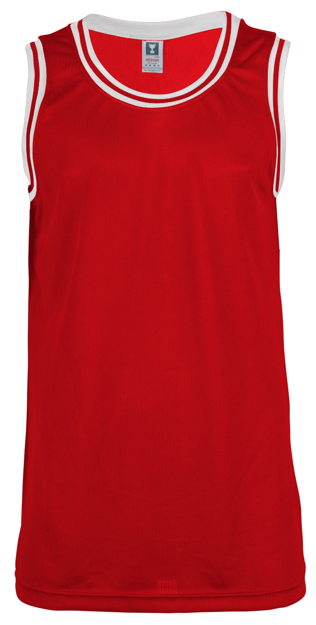 Picture of N3 SPORT Classic Mesh Basketball Youth Jersey