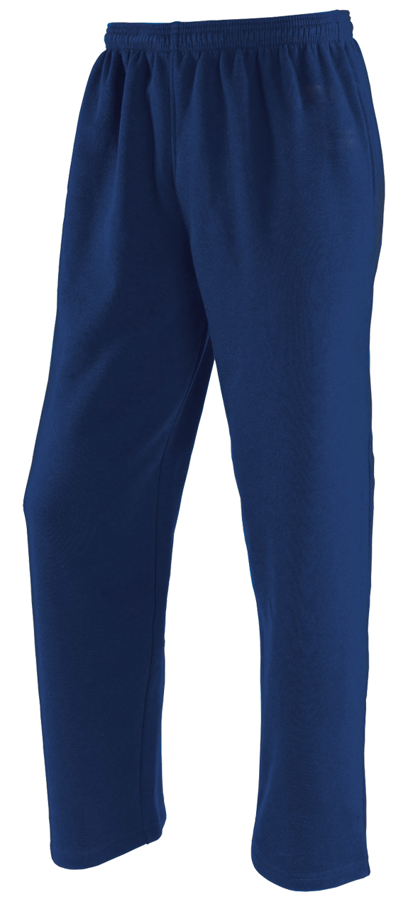 Picture of RUSSELL Youth Dri-Power Fleece Open Bottom Pocketed Pant