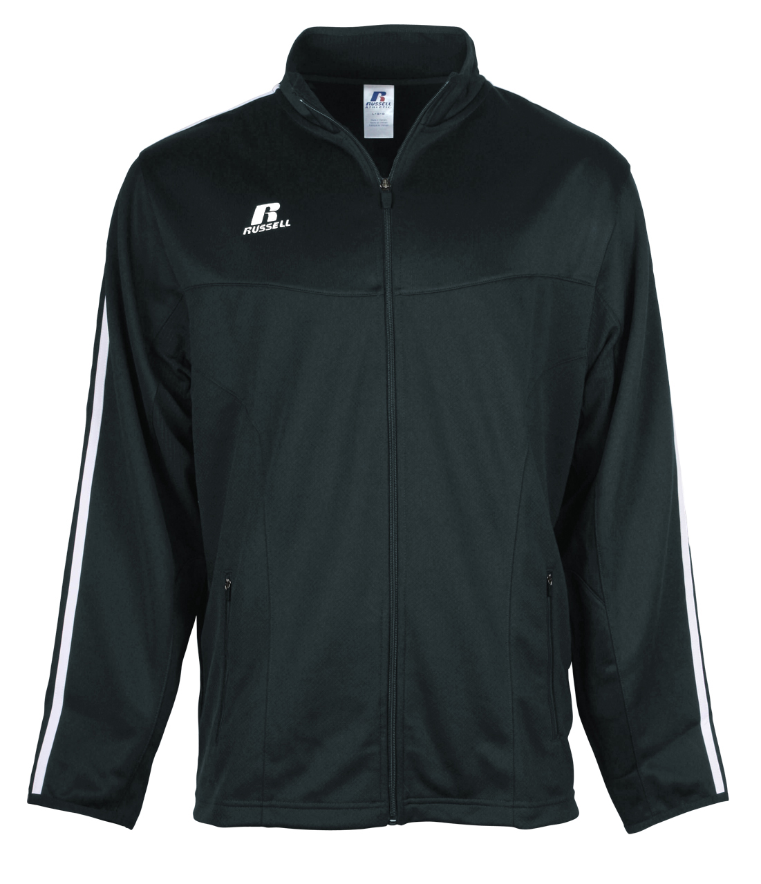 Picture of RUSSELL ATHLETIC Mens Team Game Day Warm-up Jacket
