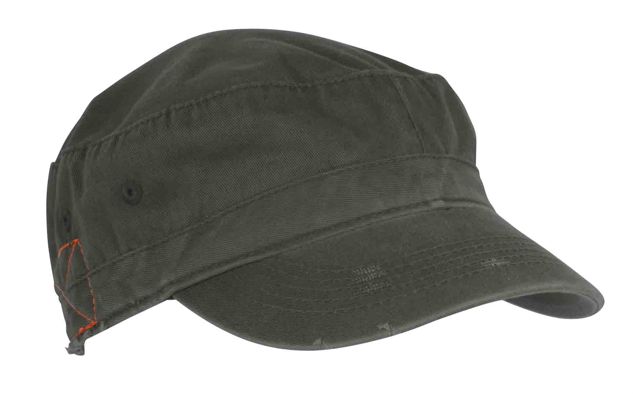 f62155863f8 Picture of Alternative Apparel Destroyed Military Cap