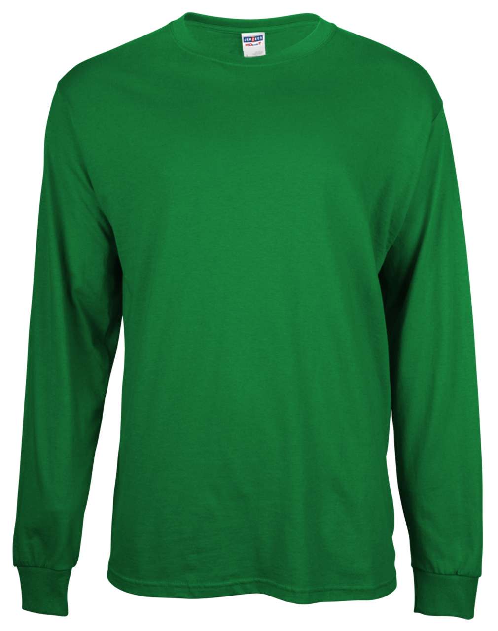 Picture of JERZEES HiDENSI-T Long Sleeve T-Shirt