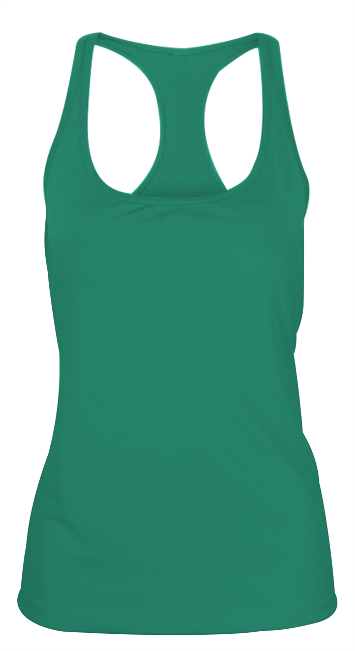 Picture of ALL SPORT Ladies' Performance Racerback Tank