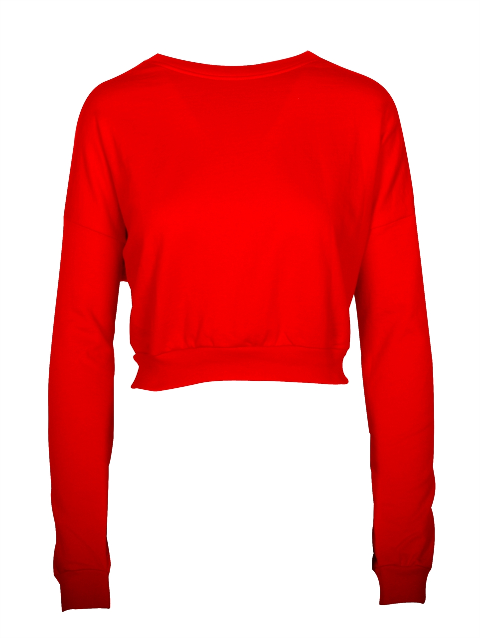 Picture of American Apparel California Fleece Cropped Sweatshirt