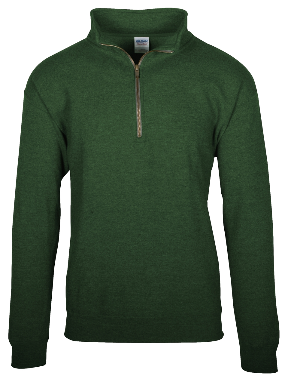Picture of Gildan Heavy Blend Vintage 1/4 Cadet Collar Sweatshirt