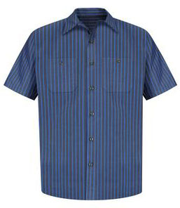 Picture of RED KAP Industrial Short Sleeve Work Shirt