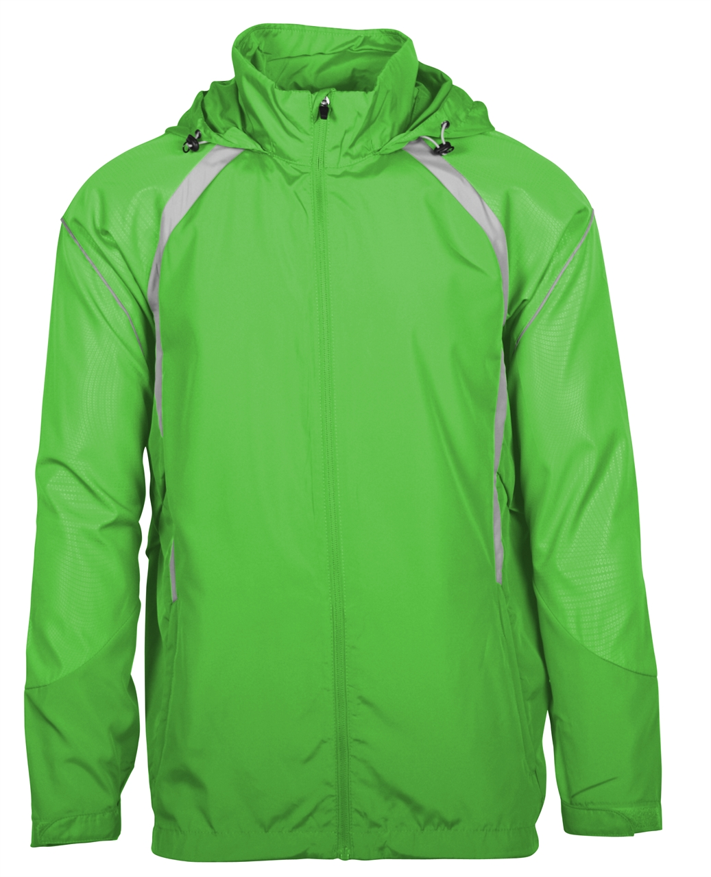 Picture of North End Sirius Lightweight Jacket With Embossed Print