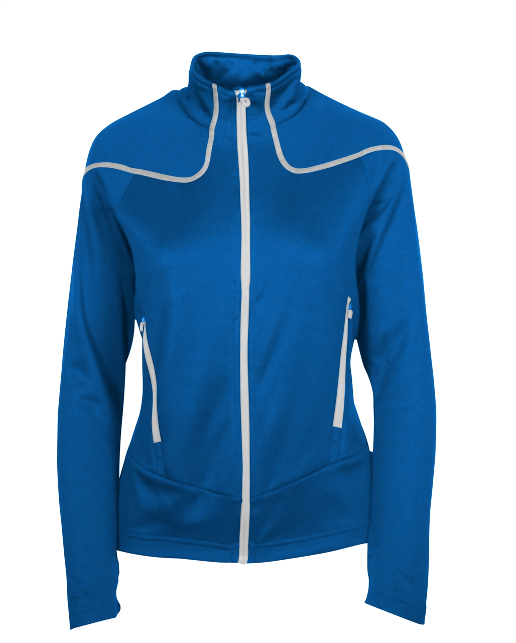 Picture of North End Ladies' Interactive Cadence Two-Tone Brush Back Jacket