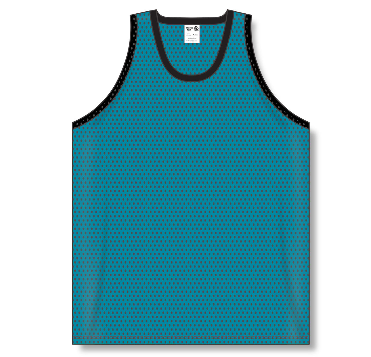 Picture of AK League Mesh Basketball Jersey (Youth)