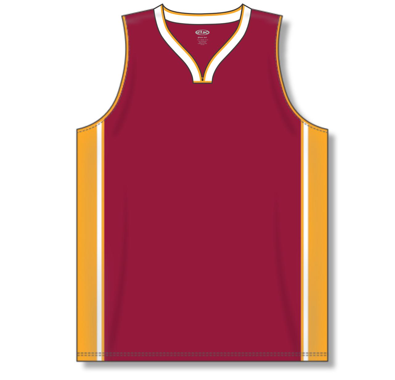 best service 7b1d0 511ee AK Pro Replica Basketball Jersey