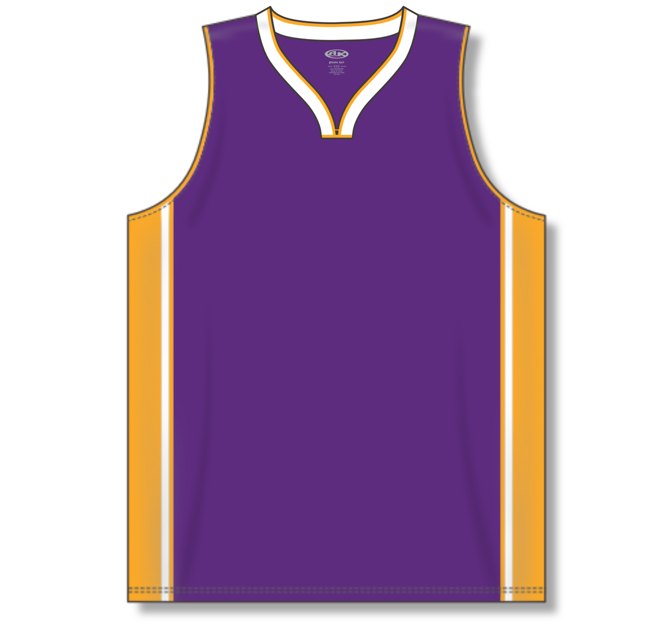 Picture of AK Pro Replica Basketball Jersey (Youth)