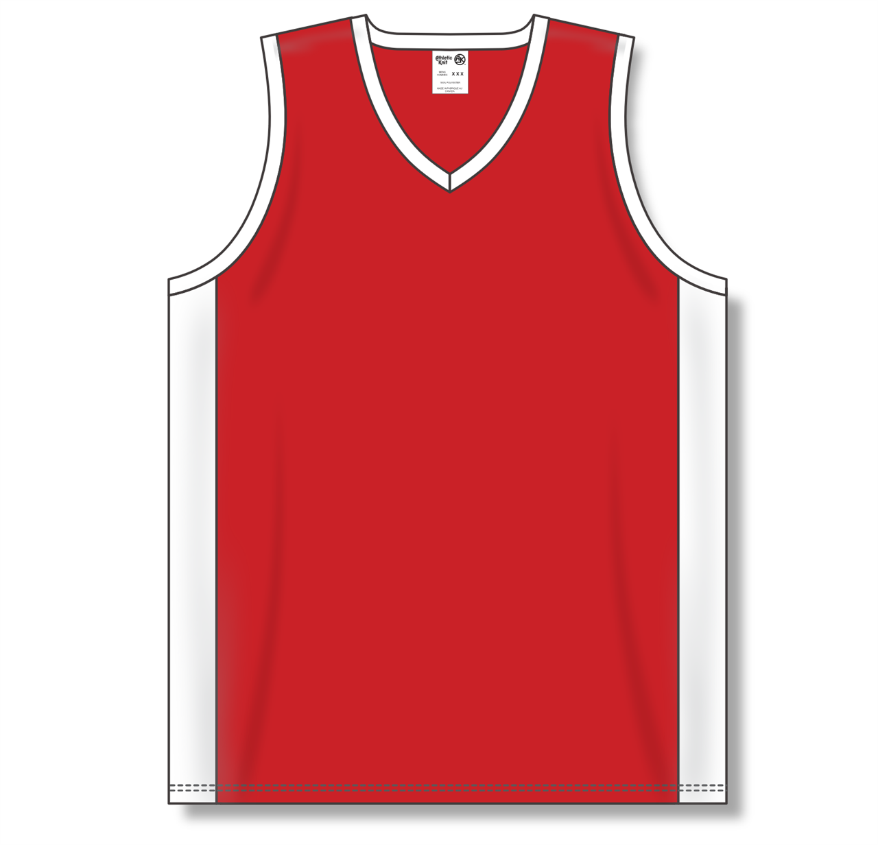 Picture of AK Pro Stripe Basketball Jersey (Youth)