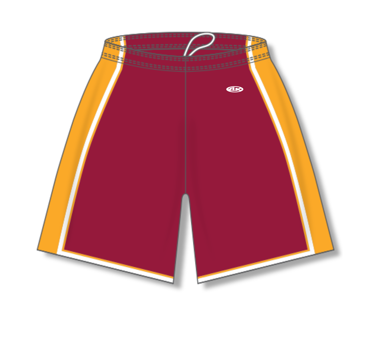 Picture of AK Pro Replica Basketball Shorts (Youth)