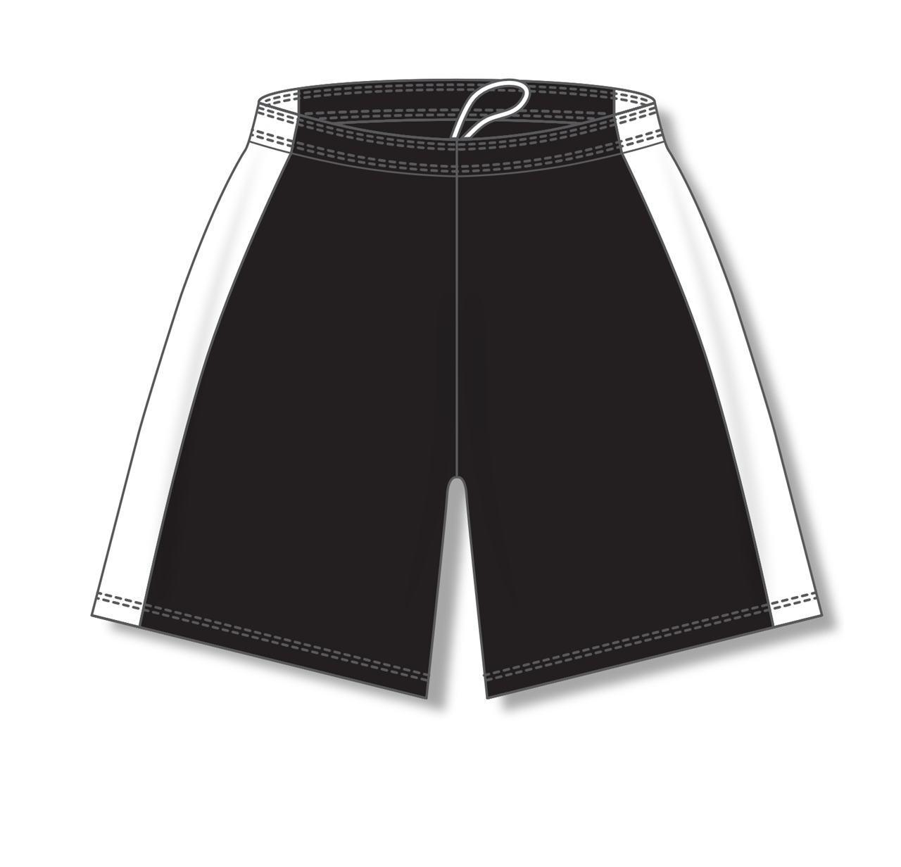 Picture of AK League Stripe Basketball Short (Youth)