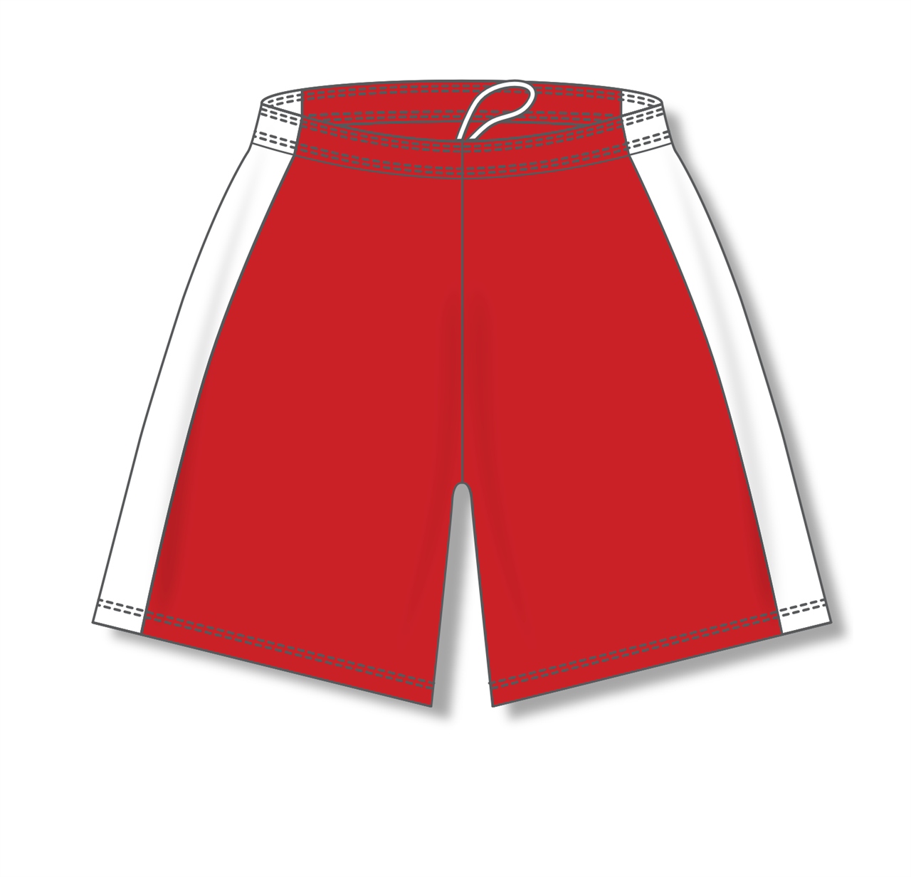 Picture of AK Pro Stripe Soccer Shorts (Youth)
