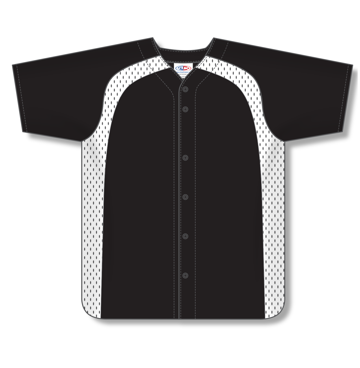 Picture of AK Pro Wicking Baseball Jersey (Youth)