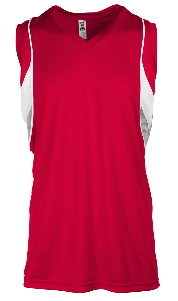 Picture of N3 SPORT Dry Fit Basketball Jersey