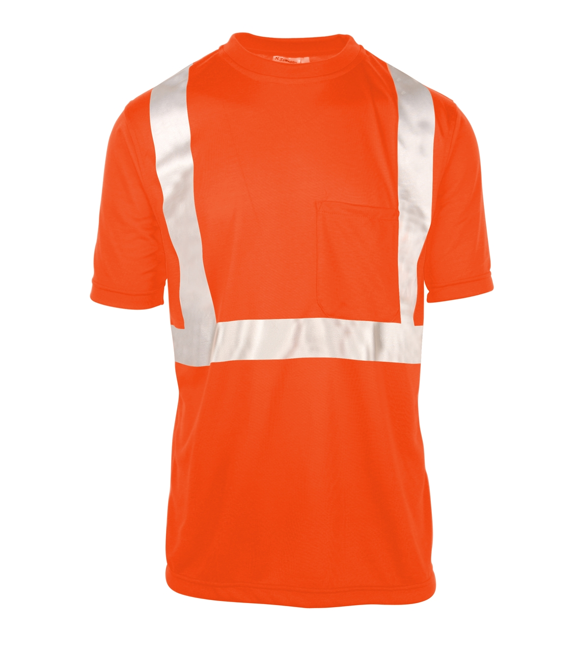 Picture of Sumaggo High Visibility Polyester Jersey T-Shirt With Pocket