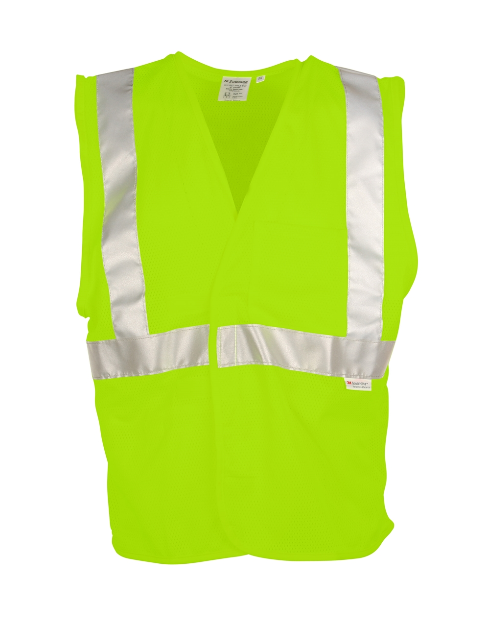 Picture of Sumaggo High Visibility Mesh Vest