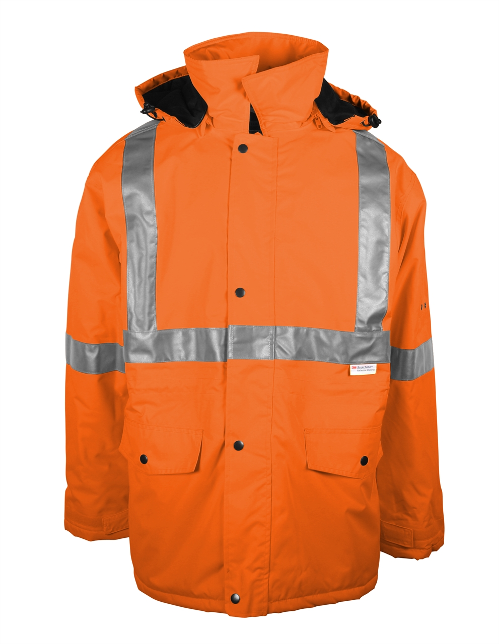 Picture of Sumaggo High Visibility Winter Parka Jacket