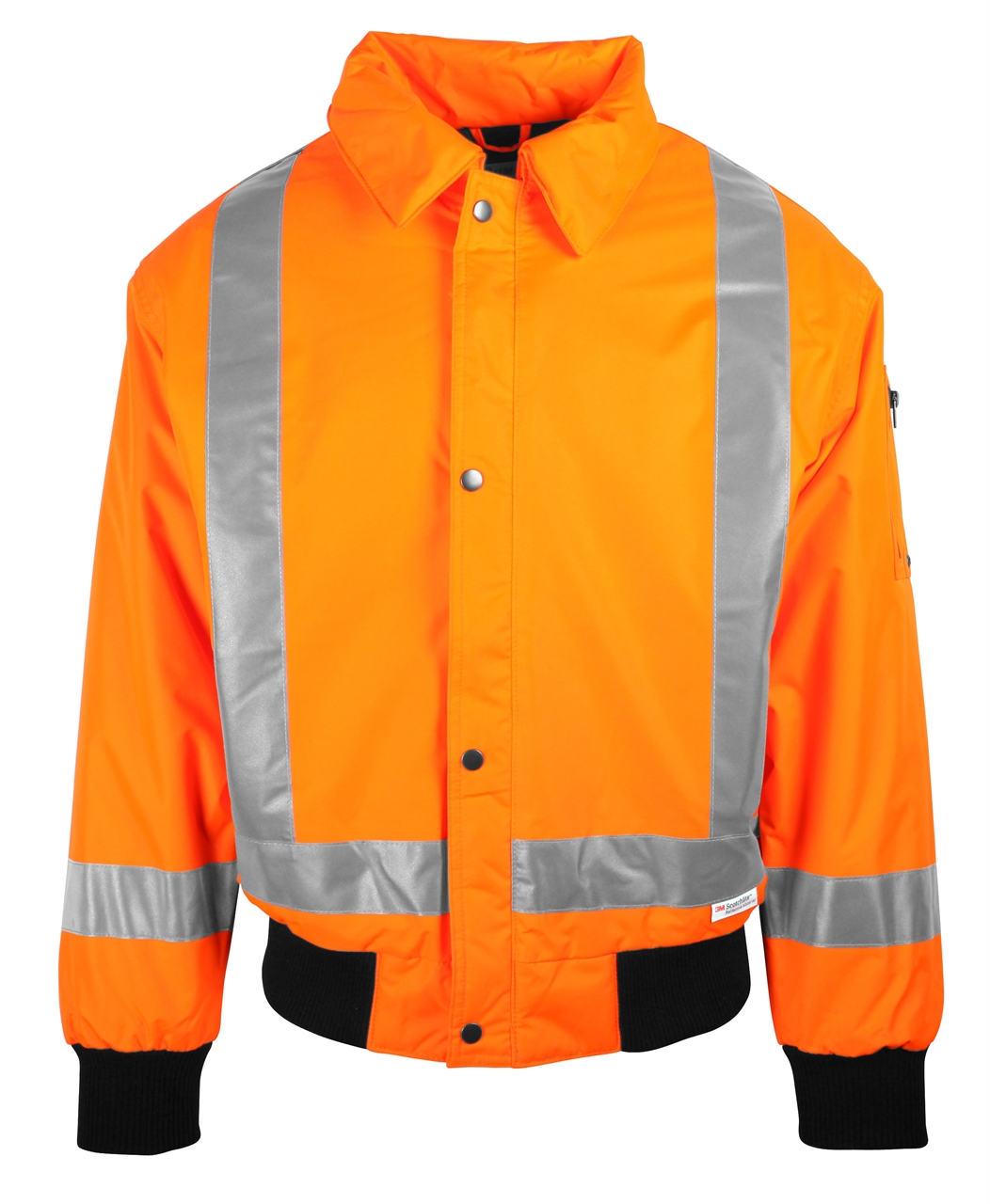 Picture of Sumaggo High Visibility Winter Bomber Jacket