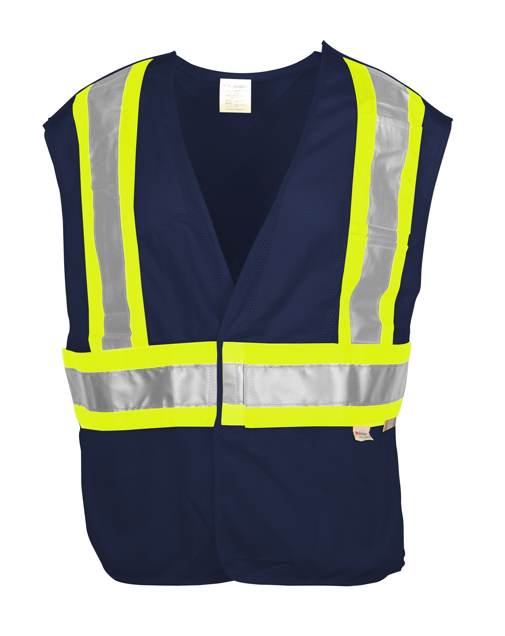 Picture of Sumaggo Tearaway Mesh Vest W/ High Visibility Contrast Material