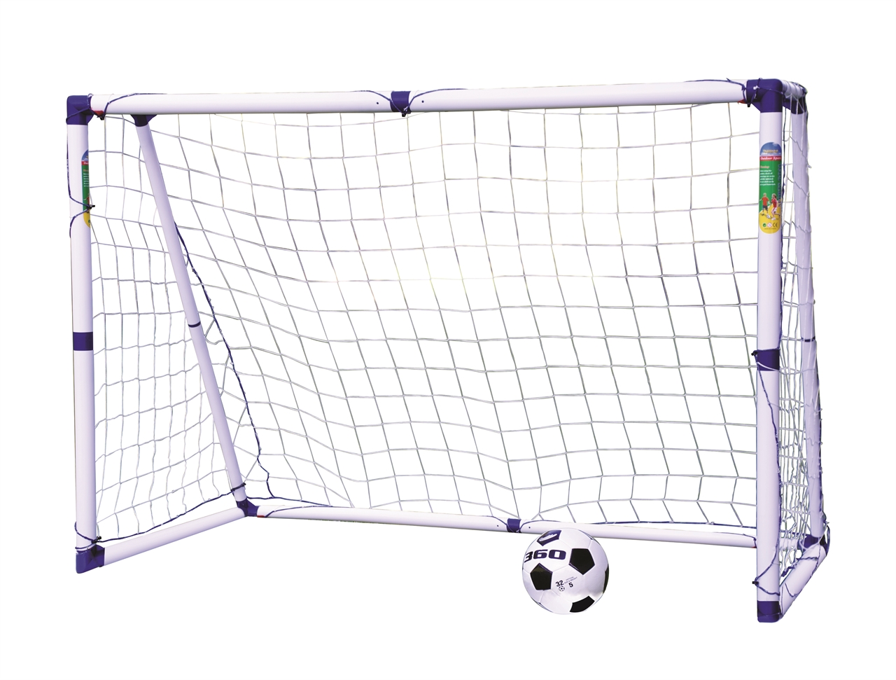 Picture of Pvc Soccer Goal