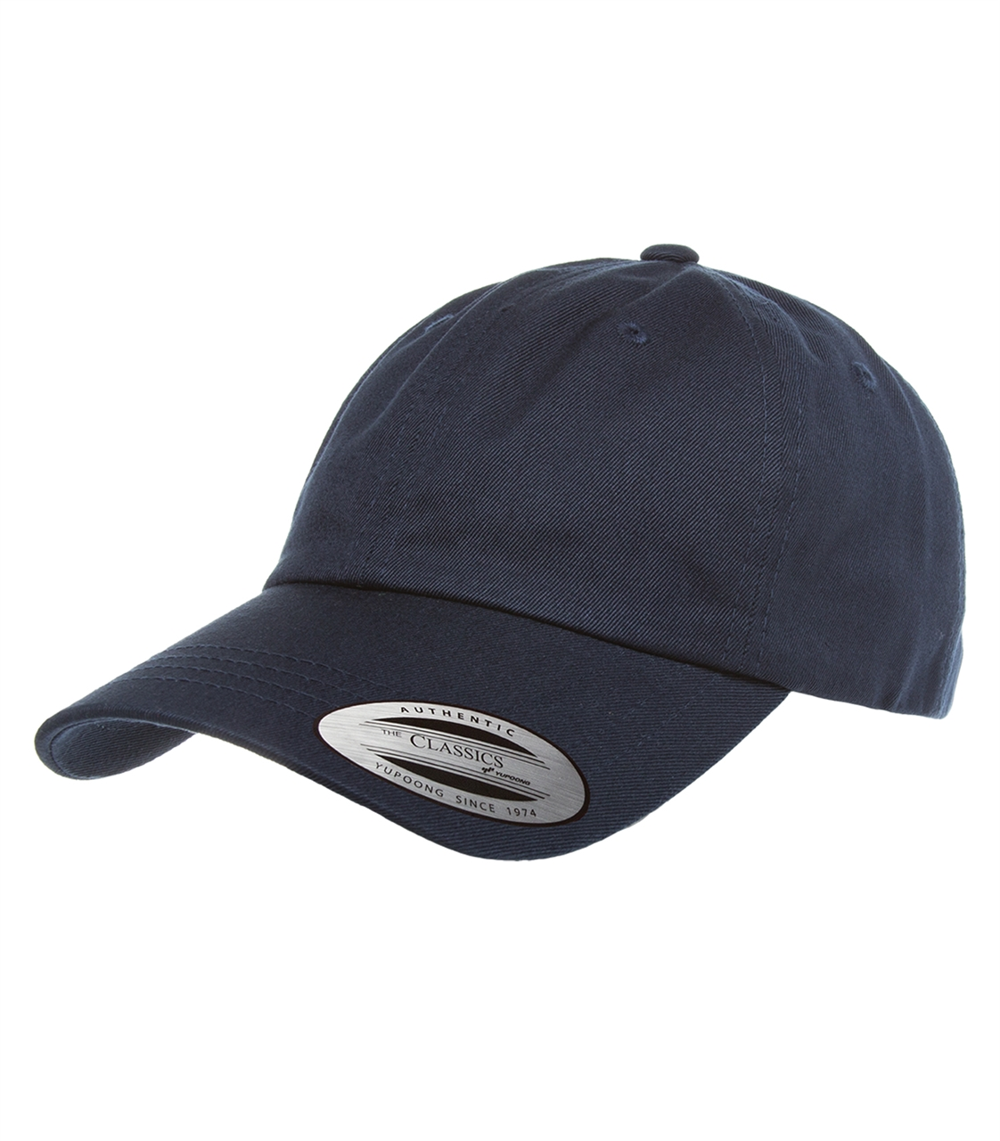 Picture of Yupoong Cotton Twill Dad Cap