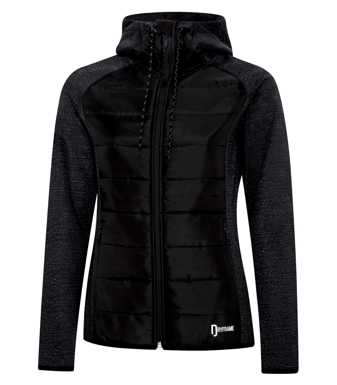 Picture of Dryframe Dry Tech Fleece Hybrid Ladies' Jacket