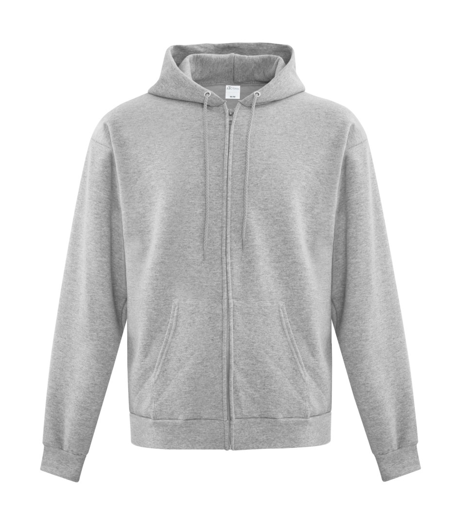 Picture of ATC Everyday Fleece Full Zip Hooded Sweatshirt