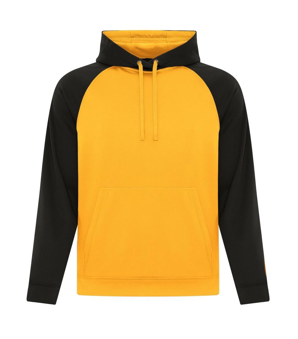 Picture of ATC Game Day Fleece Two Tone Hooded Sweatshirt