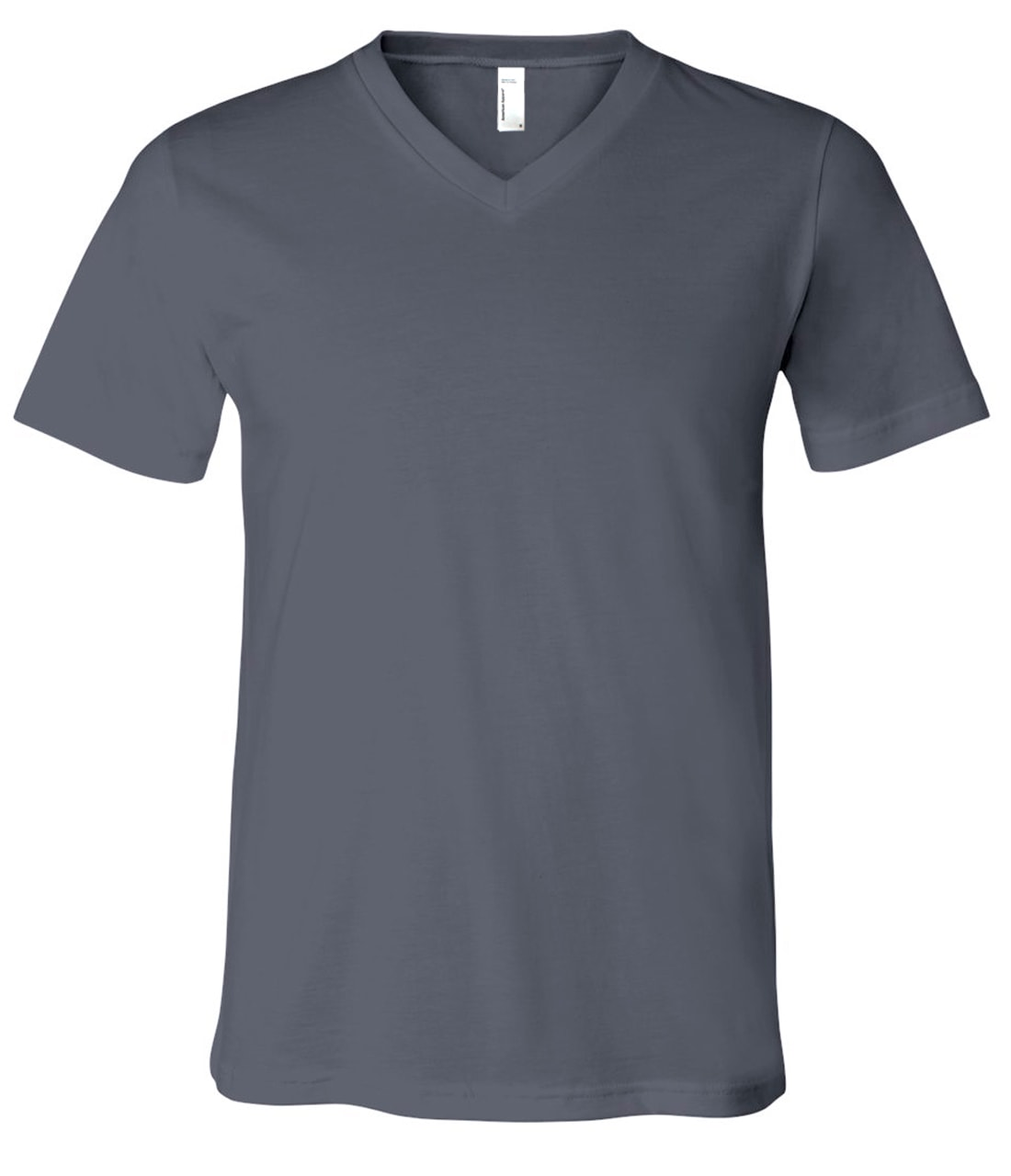 Picture of American Apparel Fine Jersey Short Sleeve V-Neck