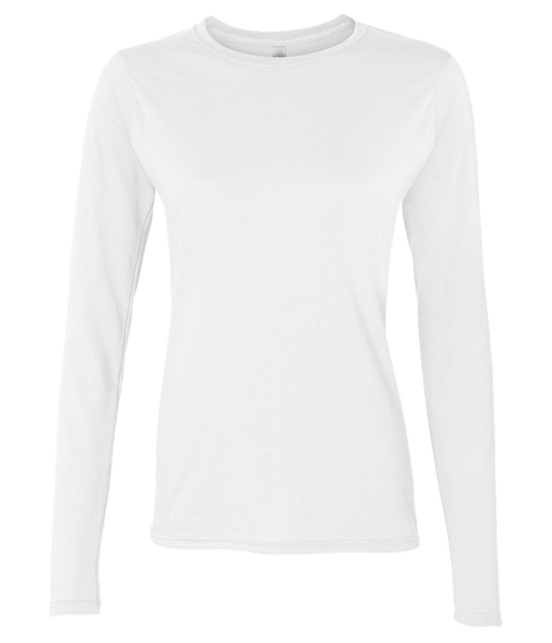 Picture of Gildan Ladies Softstyle Long Sleeve T-Shirt