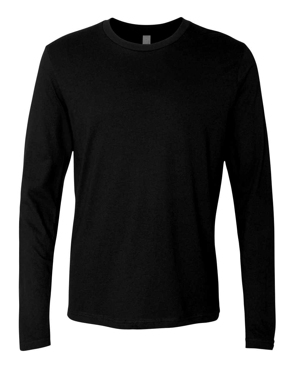 Picture of Next Level Men's Premium Fitted Long-Sleeve Crew Tee