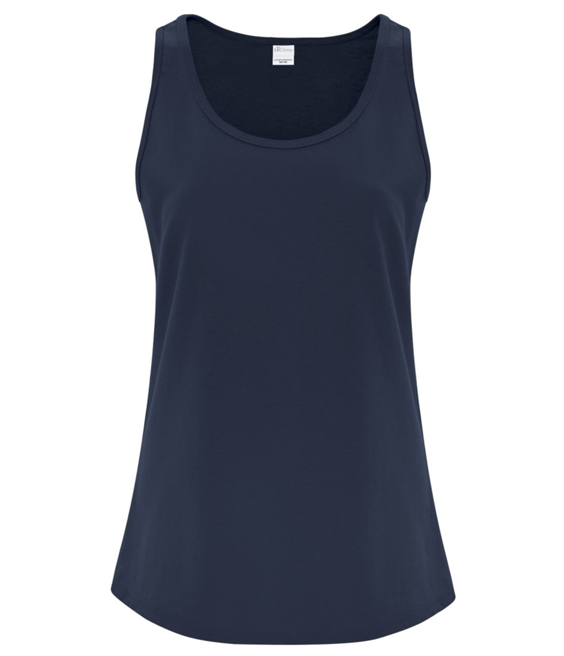 5120ead19e0e18 ATC Everyday Cotton Ladies Tank Top