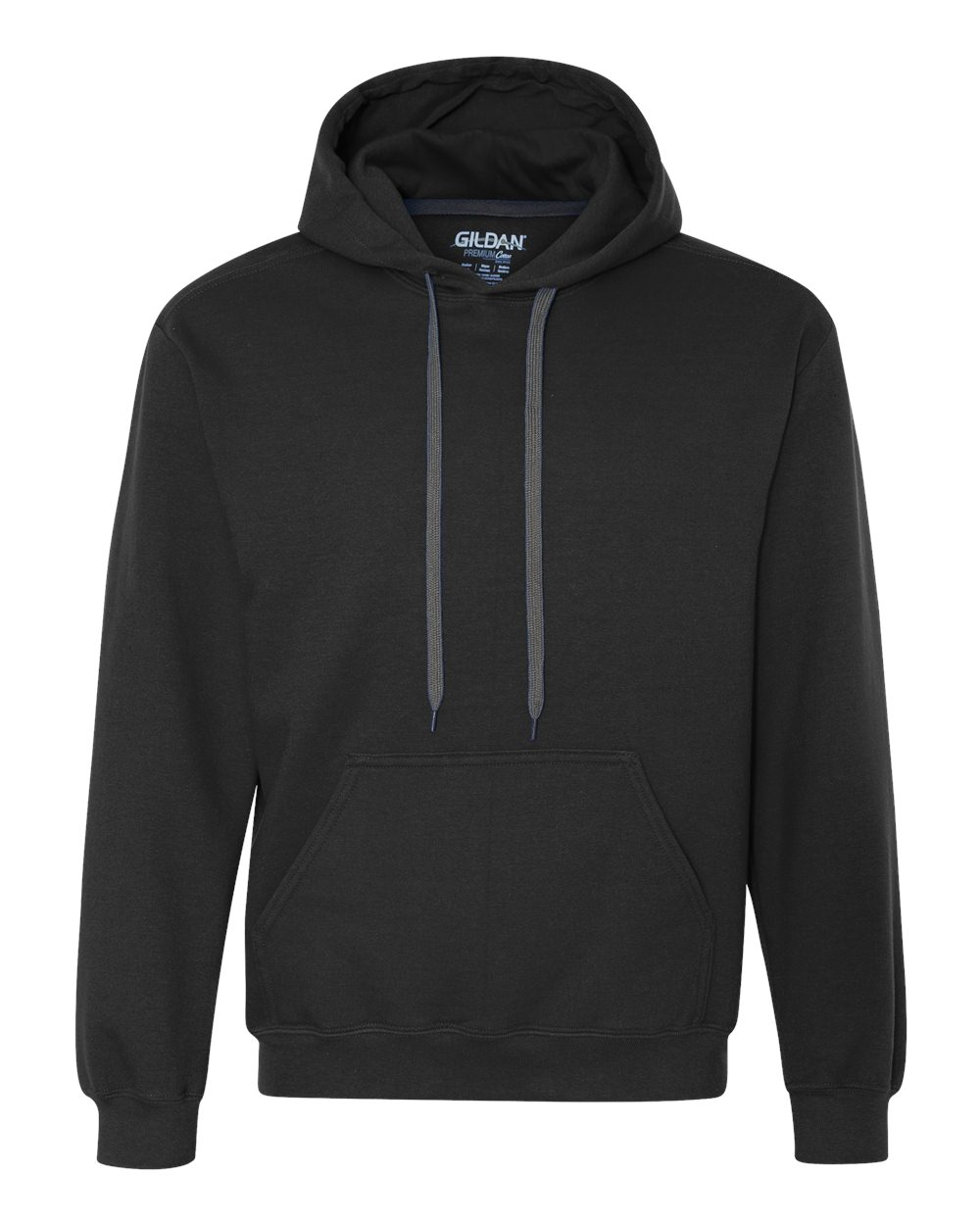 Picture of Gildan Premium Cotton Ring Spun Fleece Hooded Sweatshirt