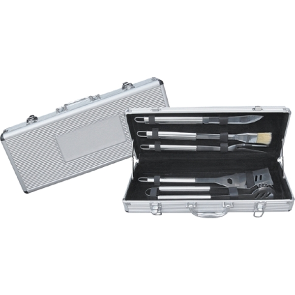 Picture of 5 Piece BBQ Set