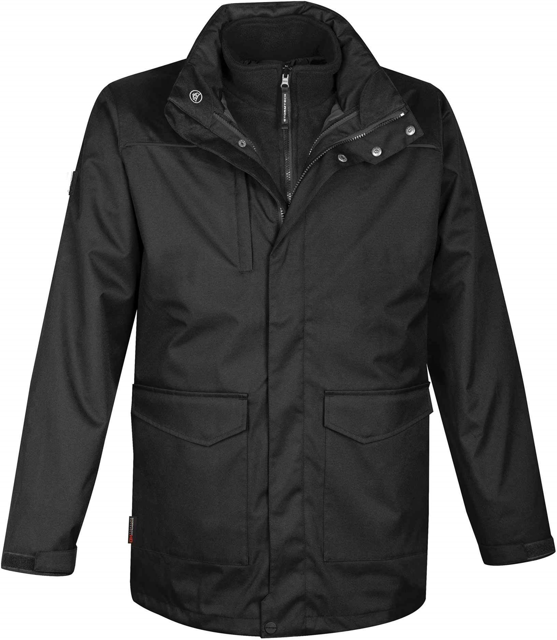 Picture of Stormtech Men's Vortex HD 3-In-1 System Parka
